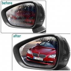 SUV Car Sideview Mirror Anti-Fog and Anti-Moisture Protective Film 2 pcs (10ea/pack)