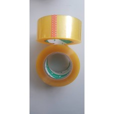 Clear Packaging Tape 50mm x 250 meter (5 ea/Pack) No DC