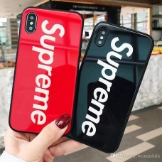 Tempered Glass Back Iphone 11 Red