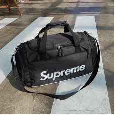 Sports Bag  (Bag Size : 44x22x22cm) Black