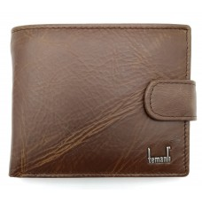 Temali Men Leather Wallet 168CF