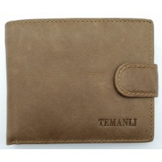 Temali Men Leather Wallet 168LC