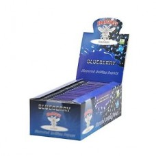 Hornet Smoking Paper BlueBerry 78mm (50ea/Display Box) - ($0.45/ea)
