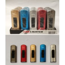 USB Charging Lighter JL-839V (25ea/Box)