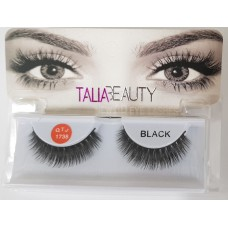 Talia 3D Eyelash ME6 (12pc/Pack) - No DC