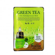 Face Mask Malie Green Tea (No DC) 10 ea/Pack