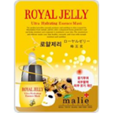 Face Mask Malie Royal Jelly (No DC) 10 ea/Pack