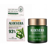 Aloe Vera Moisture Soothing Cream 93% 80 gram (No DC)
