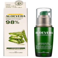 Aloe Vera Moisture Soothing Essence 98% 35 ml (No DC)