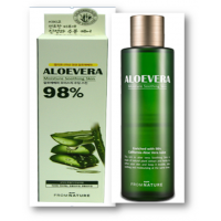 Aloe Vera Moisture Soothing Skin 98% 150 ml (No DC)