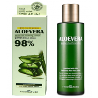 Aloe Vera Mositure Soothing Lotion 98% 125 ml (No DC)