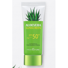 Aloe Vera Sun Block SPF 50+ / PA+++ 50 ml (No DC)