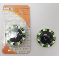Magnetic Golf Ball Marker Gallaway (Dia. 35mm)