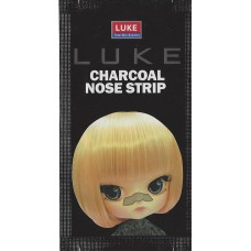 LUKE Chacoal Nose Cleansing  Strip (10pcs)  No DC  (10ea/Box) - Out of Stock