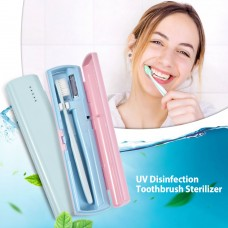 UV Toothbrush Sterilizer USB Plug-In type Travel Use ETB002 - No DC