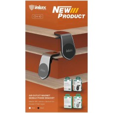 Inkax Mobile Phone Holder into Car Ventilation Port  CH-10