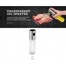 Oil Sprayer Stainless Steel Top for BBQ or  Salad 100 ml