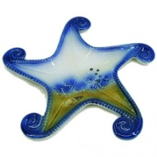 Porcelain Starfish Plate (NO DC)