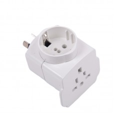 World Travel Adaptor  NZ Plug  (SAA Approved) No DC