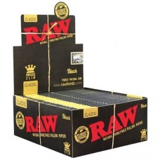 RAW Smoking Paper Classic 110mm Slow-Burning(50 ea/ Display Box) - ($0.75/ea)