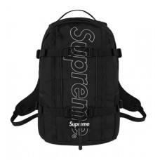 Premium Backpack (Bag Size : 44x30x16cm) Black