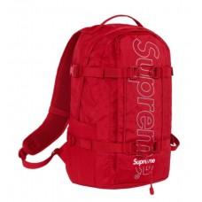 Premium Backpack (Bag Size : 44x30x16cm) Red