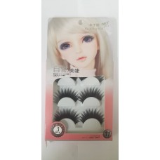 Kadingna Eyelash 6 pcs / set  No. 11 (12ea/pack)