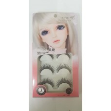 Kadingna Eyelash 6 pcs / set  No. 12 (12ea/pack)