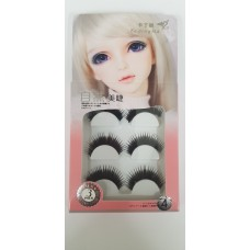 Kadingna Eyelash 6 pcs / set  No. 4 (12ea/pack)