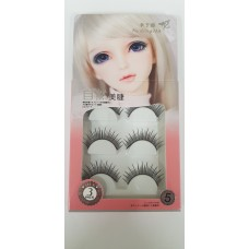 Kadingna Eyelash 6 pcs / set  No. 5 (12ea/pack)